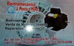 Electromecánica J. Ponce e Hijos - Pacheco - Tigre