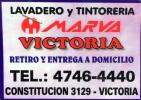 Lavadero Marva en Victoria, San Fernando