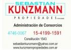 Sebastián Kunzmann Propiedades en San Fernando