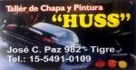 Taller de Chapa y Pintura HUSS Tigre