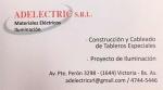 Ad Electric Victoria- San Fernando