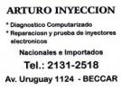 Arturo Inyección San Isidro