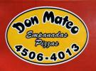Don Mateo - Empanadas-Pizzas San Fernando