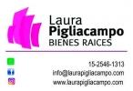 Laura Pigliacampo Bienes Raices Tigre