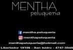 Mentha Peluquería San Isidro