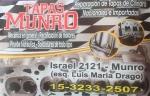 Tapas Munro San Isidro