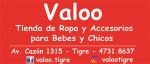 Valoo Kids Tigre