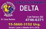 Veterinaria Delta Tigre